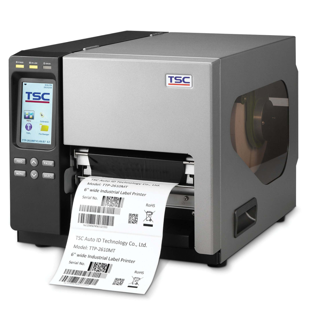 TSC_TTP-2610MT Etikettendrucker