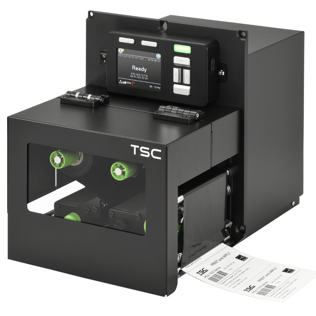 tsc thermotransfer druckmodul