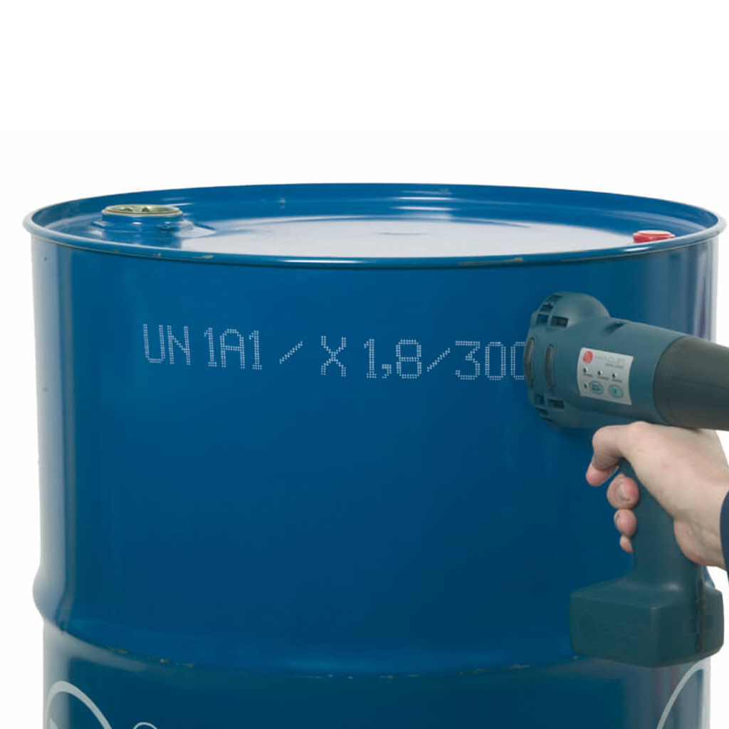 ebs-250 handjet Fässer