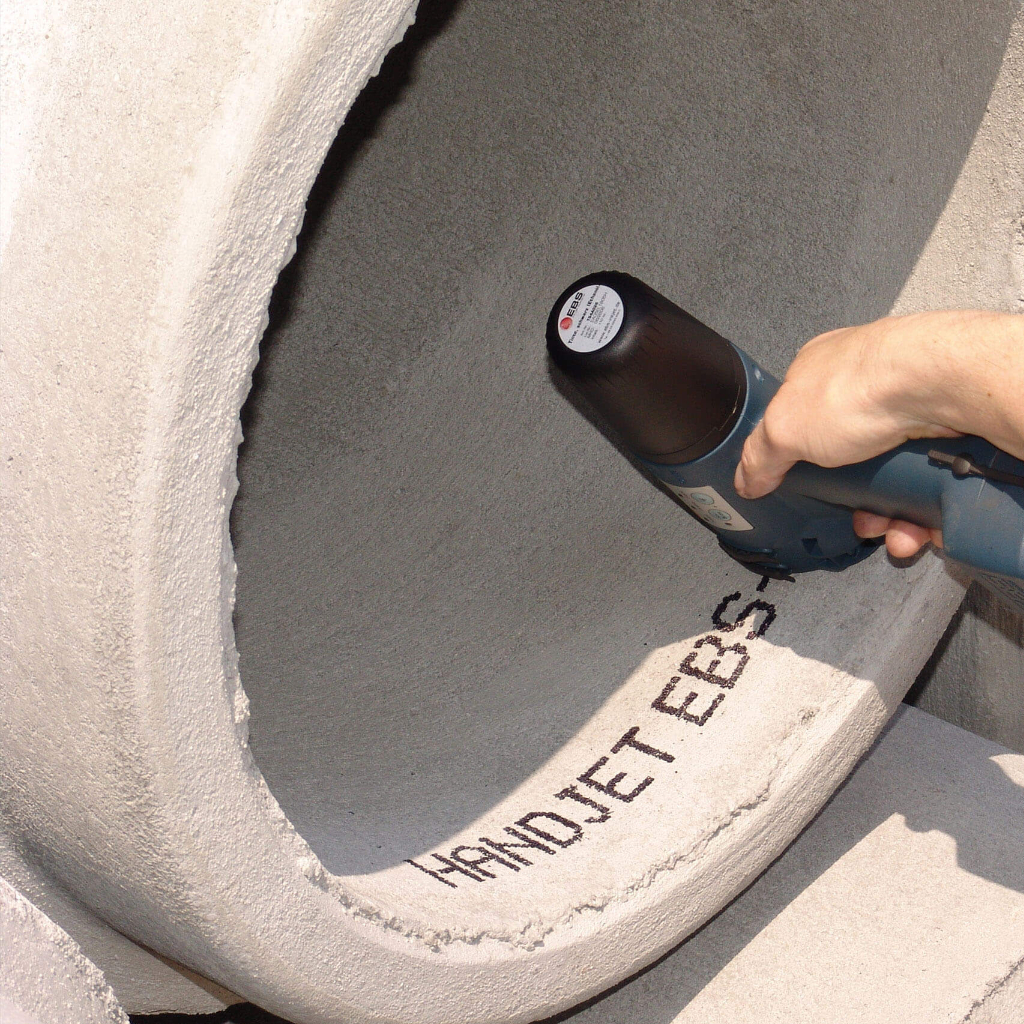 ebs 250 handdrucker beton