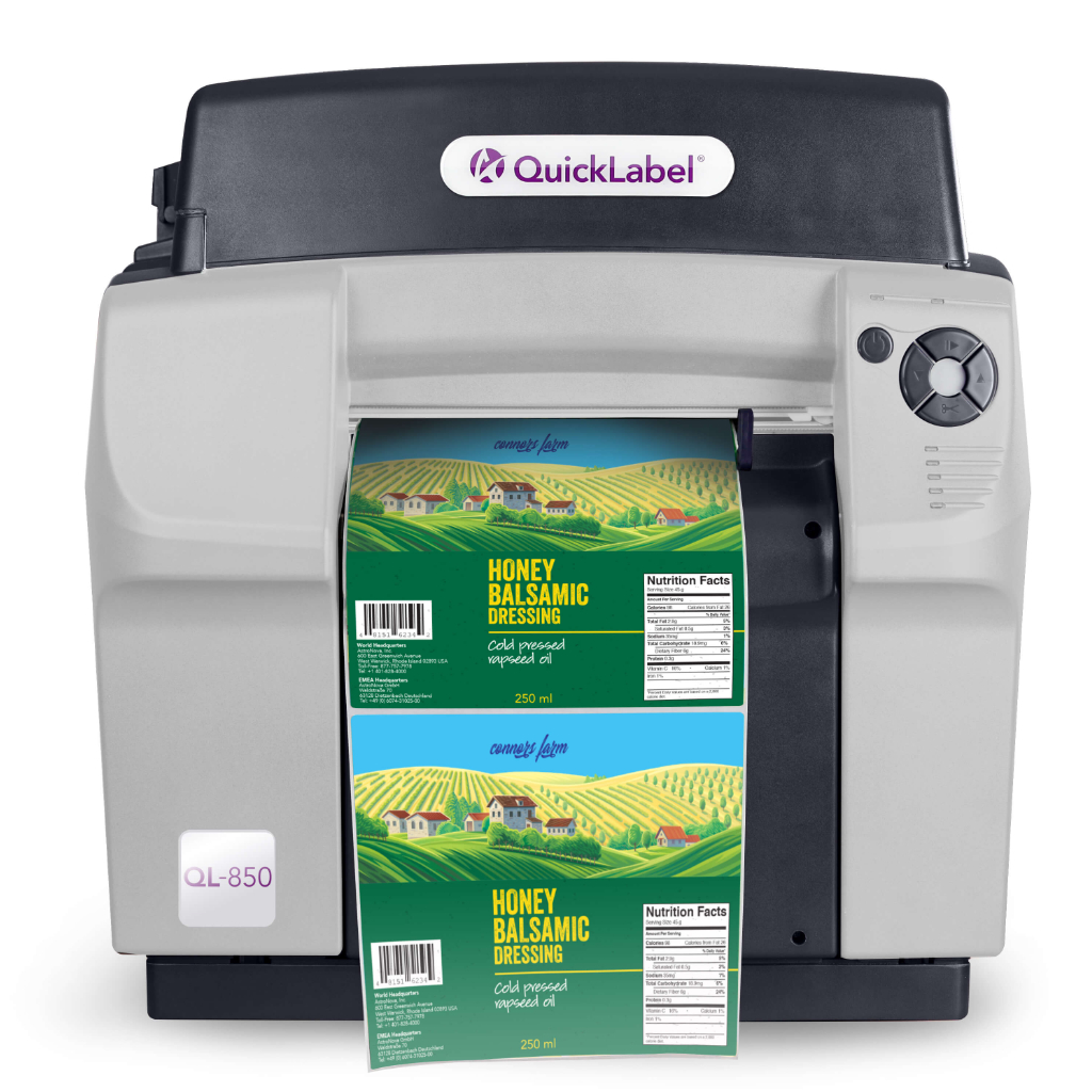 quicklabel ql-850