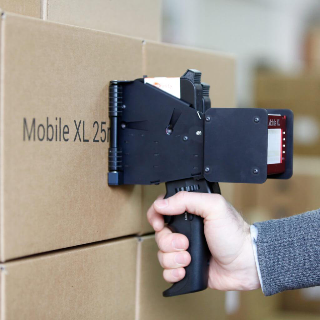 beschriftungssystem mobile XL