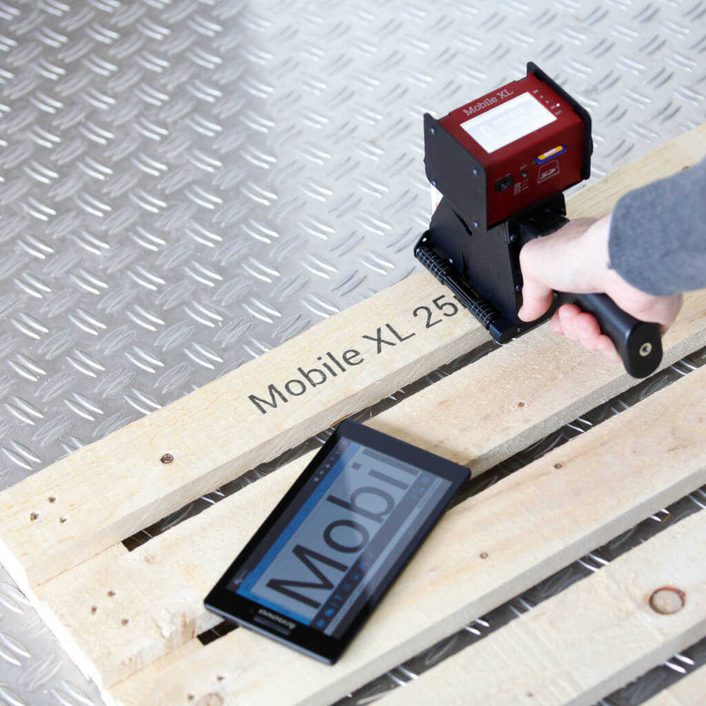 handdrucker mobile XL
