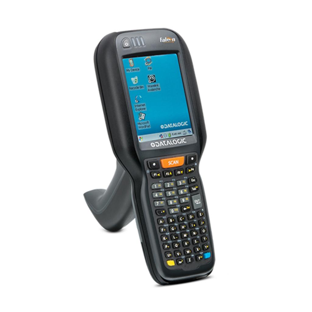 Handheld-PDA-Daten-Sammler-