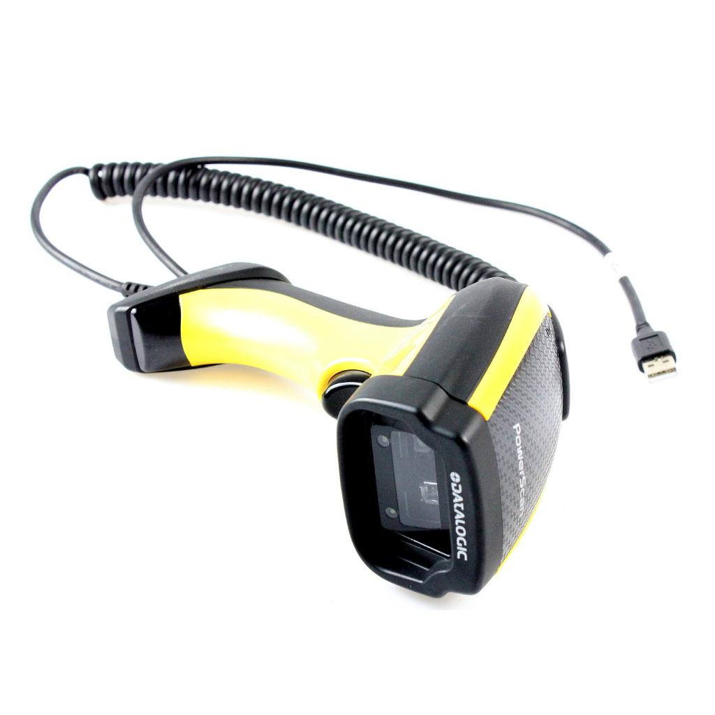 Scanner mit Kabel